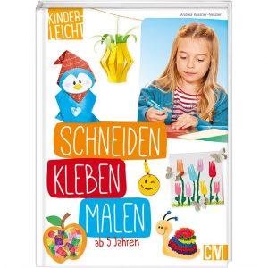 """Buch """"kinderleicht - Schneiden, Kleben, Malen"""""""