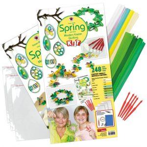 "Karen-Marie Quilling-Set ""Easy Made Spring"""