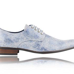 Blue Sky - Lureaux - Handgemachte Designer Schuhe