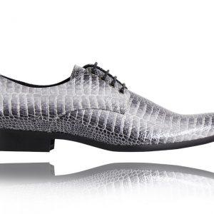 Gray Dino - Lureaux - Handgemachte Designer Schuhe