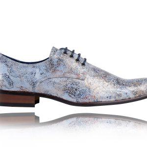 Sandy Blue - Lureaux - Handgemachte Designer Schuhe