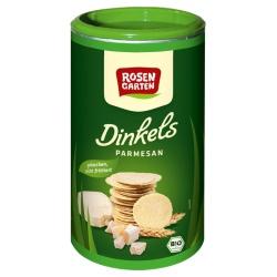 Dinkel-Parmesan-Cracker