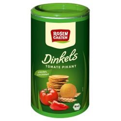 Dinkel-Tomaten-Cracker