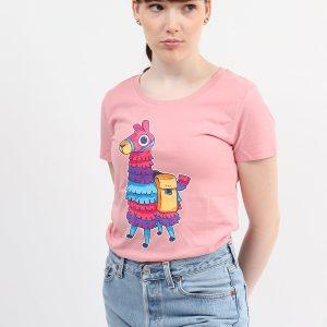 Lama Pinata | T-Shirt Damen
