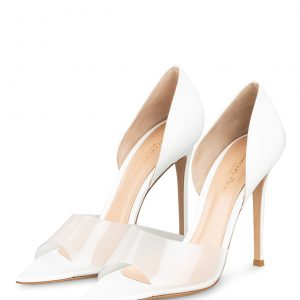 Gianvito Rossi Pumps Bree weiss