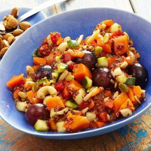 Fruchtiger Quinoa-Mix