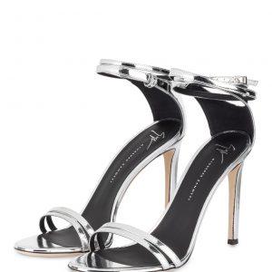 Giuseppe Zanotti Design Sandaletten silber